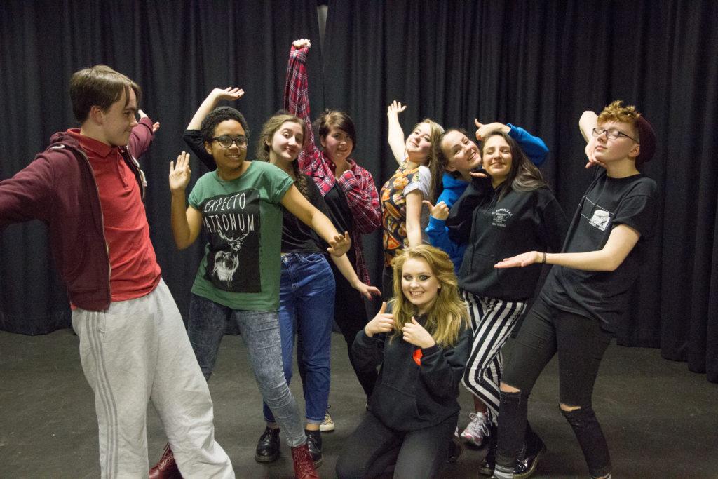 Bury Youth Theatre